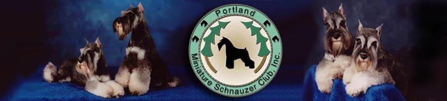 Portland Miniature Schnauzer Club